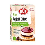 RUF Bio Agartine rein pflanzliches Geliermittel vegan statt Gelatine, 2 x 15g