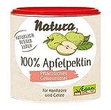 Natura 100% Apfelpektin – 200g – Pflanzliches Geliermittel ohne Zucker aus reinem Pektin – vegan und glutenfrei – Ideal zur Konfitüren- und Marmeladenherstellung