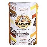 Caputo - Hartweizengrieß - Semola di grano duro rimacinata (10 x 1 kg)