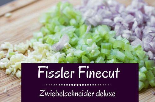 Fissler Finecut Zwiebelschneider