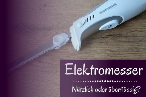 Elektromesser