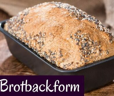 Brotbackformen – damit bleibt das Brot in Form