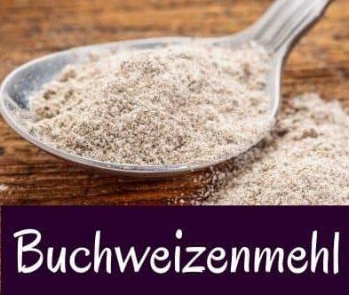 Buchweizenmehl – glutenfreier Klassiker