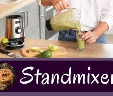 Standmixer – Smoothie & Nussmus selber machen