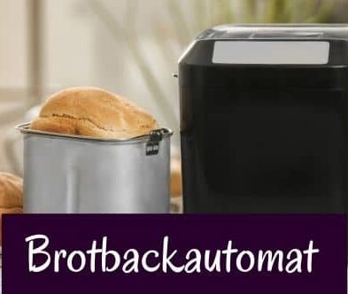 Brotbackautomat – Sinnvoll oder nicht?
