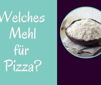 Pizzamehl – für deine beste Pizza