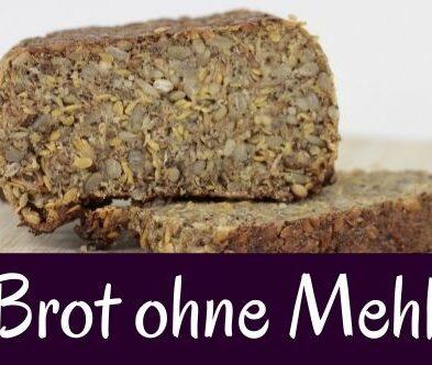 Brot ohne Mehl – geht das wirklich?