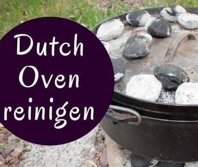 Dutch Oven reinigen – schnell & gründlich
